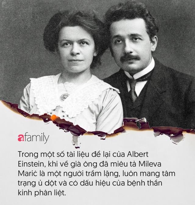 Bi kịch của vợ thiên tài Albert Einstein: Giỏi giang không thua kém chồng nhưng nhận cay đắng trong cuộc hôn nhân cam chịu, phải tuân theo những điều luật khác người - Ảnh 3.