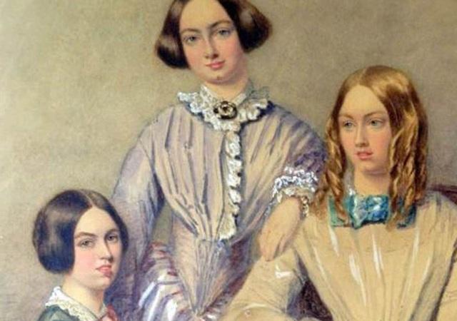 """Số phận bi thảm của nhà văn """"Đồi gió hú và thuyết âm mưu đằng sau cái chết trẻ của 3 chị em nhà Bronte - Ảnh 1."""