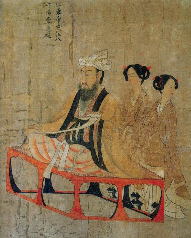 Hàn Tử Cao là ai mà được ví kiều diễm hơn Điêu Thuyền, Tây Thi và từng bị đồn là nam Hoàng hậu của Trần Văn Đế? - Ảnh 2.