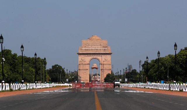 Nhờ Covid-19, lần đầu tiên trong 30 năm người Ấn Độ nhìn thấy dãy Himalaya trên chính nước mình từ khoảng cách 200 km - Ảnh 3.