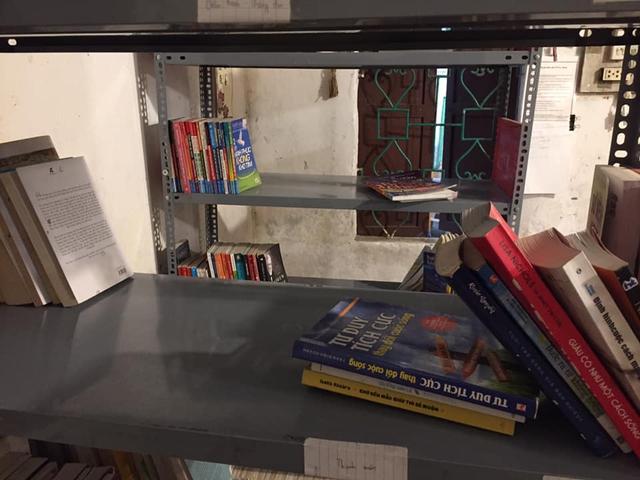 Thư viện miễn phí tại Hà Nội bị trộm gần 1.000 cuốn sách hậu cách ly xã hội - Ảnh 4.