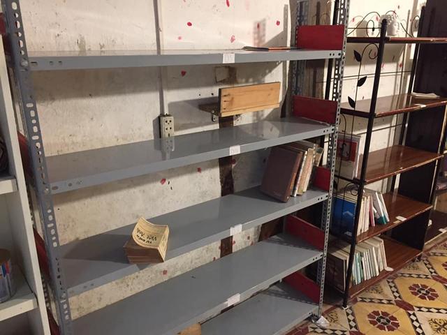 Thư viện miễn phí tại Hà Nội bị trộm gần 1.000 cuốn sách hậu cách ly xã hội - Ảnh 3.