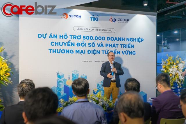 Hỗ trợ 200 tỉ cho 20.000 SME chuyển đổi số trong năm 2020, Tiki đang tham vọng điều gì? - Ảnh 1.