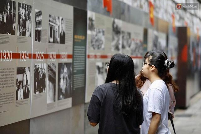 Các khu di tích, điểm tham quan tại Hà Nội mở cửa trở lại - Ảnh 13.