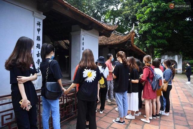 Các khu di tích, điểm tham quan tại Hà Nội mở cửa trở lại - Ảnh 5.