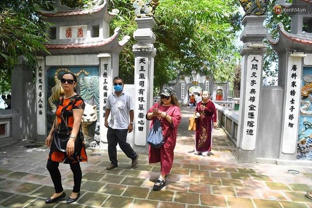 Các khu di tích, điểm tham quan tại Hà Nội mở cửa trở lại - Ảnh 7.