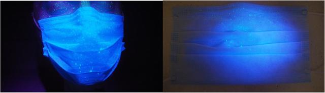 Nhà khoa học MIT đang phát triển những chiếc khẩu trang tự động phát sáng khi dính virus corona - Ảnh 3.