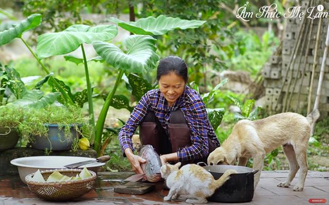 Kênh YouTube Ẩm thực mẹ làm của Việt Nam được chính YouTube giới thiệu với bạn bè quốc tế trên trang twitter  - Ảnh 4.