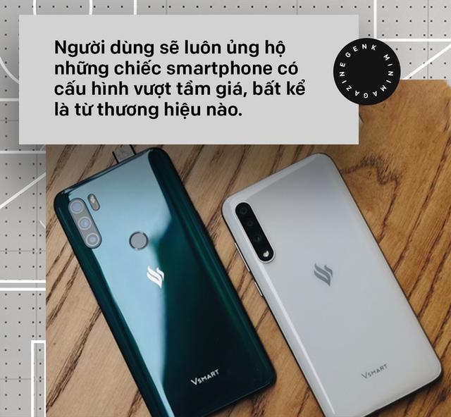 Qua sự trỗi dậy của Realme và Vsmart, bạn sẽ thấy tình yêu của người dùng smartphone giá phổ thông nằm ở đâu - Ảnh 7.