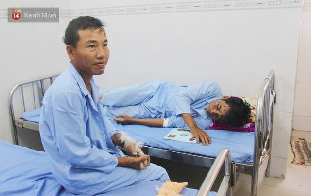 Bố mẹ bị vùi trong đống đổ nát vụ sập công trình kinh hoàng, 2 đứa trẻ bơ vơ trong bệnh viện: Tụi nhỏ không chịu ăn, cứ lo mẹ sẽ chết - Ảnh 9.