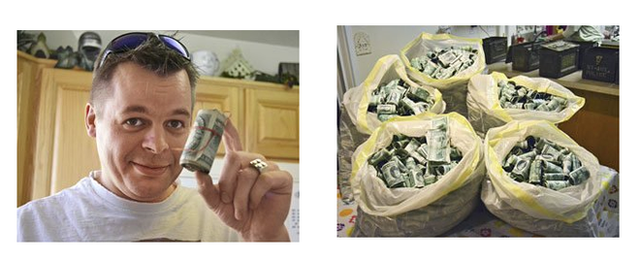 Bỗng dưng tìm được 1 tỷ đồng trên gác mái, người cha tặng con món quà Giáng sinh vô giá - Ảnh 1.