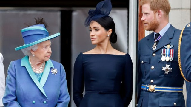Vũ khí bí mật của Nữ hoàng Anh để thay thế nhà Sussex ở hoàng gia, đủ khiến cho Meghan Markle phải cảm thấy muối mặt - Ảnh 1.