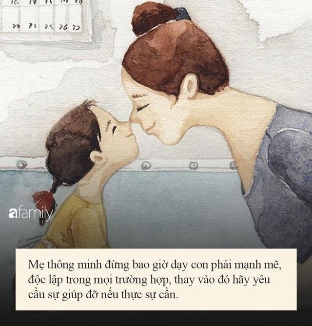 Con gái lớn lên tự tin, thành công rực rỡ hay không đều phụ thuộc vào việc có được mẹ dạy 4 bài học quan trọng này - Ảnh 1.