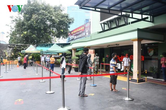 Học Việt Nam, Indonesia triển khai ATM gạo cho người nghèo - Ảnh 2.