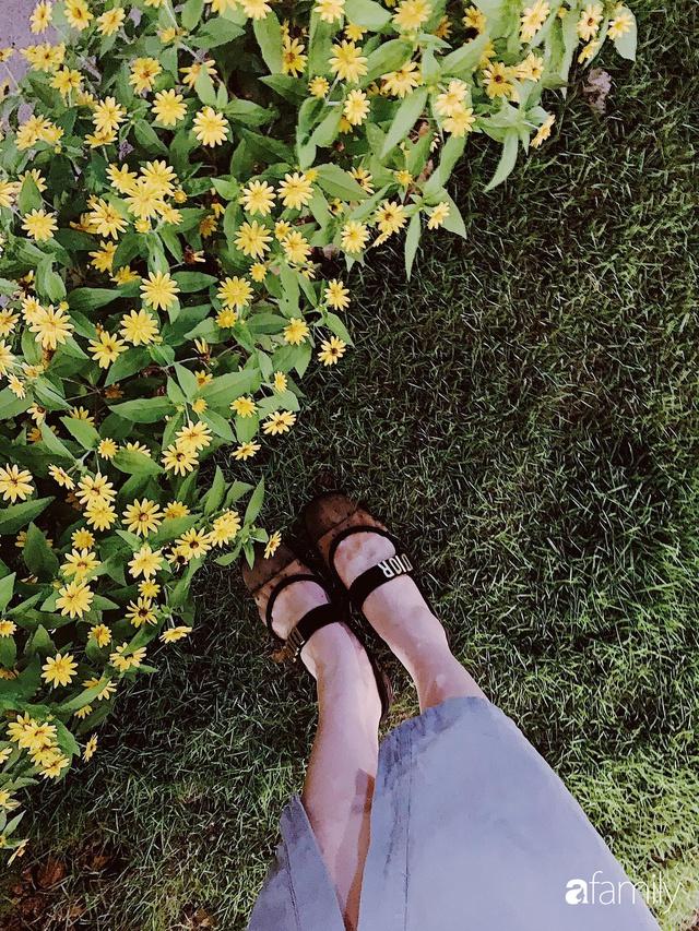 Ngôi nhà vườn 1000m² tọa lạc trên đồi đẹp yên bình với ngoại thất sân vườn rực rỡ sắc màu hoa lá ở Hòa Bình của đôi vợ chồng trẻ - Ảnh 11.