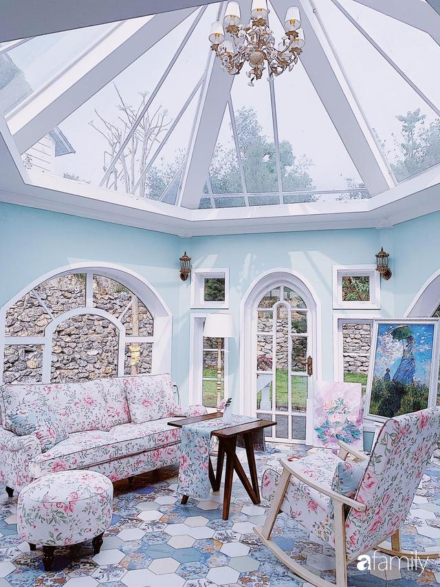 Ngôi nhà vườn 1000m² tọa lạc trên đồi đẹp yên bình với ngoại thất sân vườn rực rỡ sắc màu hoa lá ở Hòa Bình của đôi vợ chồng trẻ - Ảnh 15.