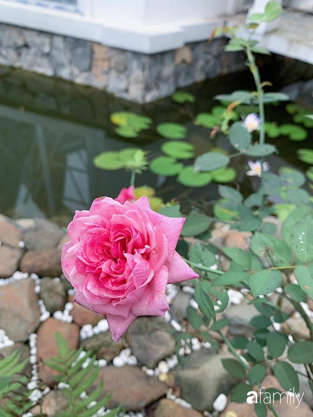 Ngôi nhà vườn 1000m² tọa lạc trên đồi đẹp yên bình với ngoại thất sân vườn rực rỡ sắc màu hoa lá ở Hòa Bình của đôi vợ chồng trẻ - Ảnh 18.