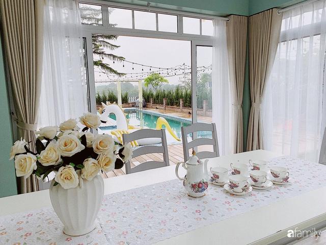 Ngôi nhà vườn 1000m² tọa lạc trên đồi đẹp yên bình với ngoại thất sân vườn rực rỡ sắc màu hoa lá ở Hòa Bình của đôi vợ chồng trẻ - Ảnh 31.