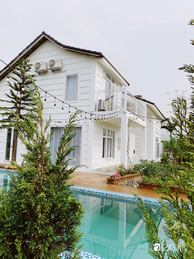 Ngôi nhà vườn 1000m² tọa lạc trên đồi đẹp yên bình với ngoại thất sân vườn rực rỡ sắc màu hoa lá ở Hòa Bình của đôi vợ chồng trẻ - Ảnh 5.