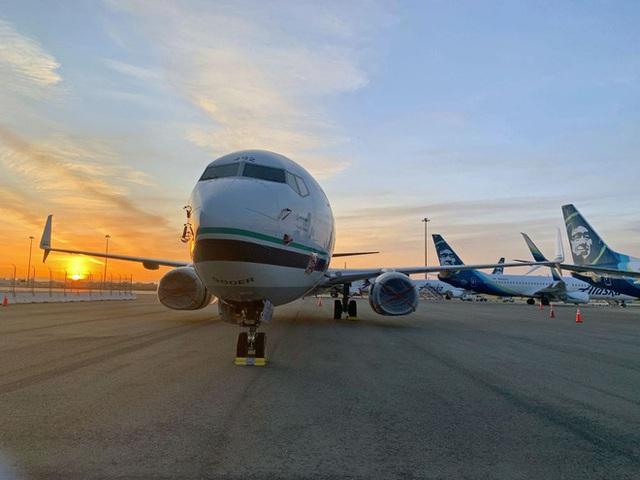 Hành trình tìm chỗ đỗ cho một chiếc máy bay trị giá 375 triệu USD: Bạn không thể chỉ khóa cửa rồi bỏ đấy - Ảnh 1.