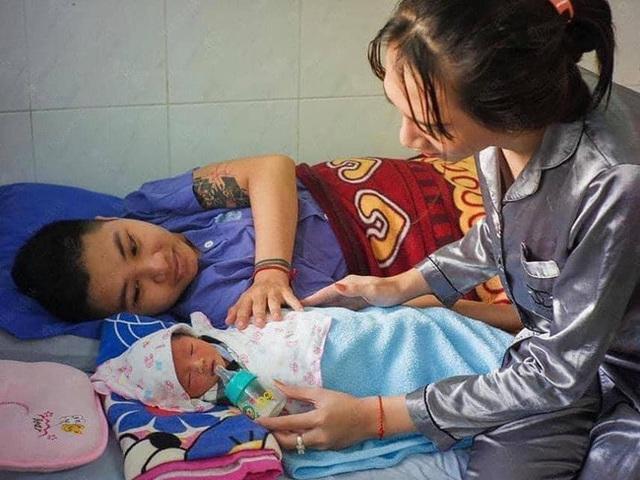 Người đàn ông Việt Nam đầu tiên mang bầu đã lâm bồn, hình ảnh cực dễ thương của em bé đặc biệt khiến dân mạng xuýt xoa - Ảnh 4.