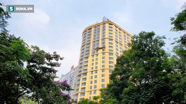 Tòa nhà dát vàng 24K từ chân đến nóc khủng nhất Hà Nội đang hoàn thiện - Ảnh 8.