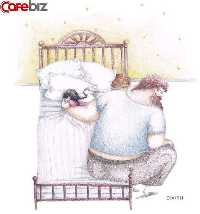 Tâm thư cha gửi con làm nhiều người rơi nước mắt: Con gái, kết hôn không bao giờ có hạn chót. Đừng quá hà khắc với bản thân mình! - Ảnh 1.