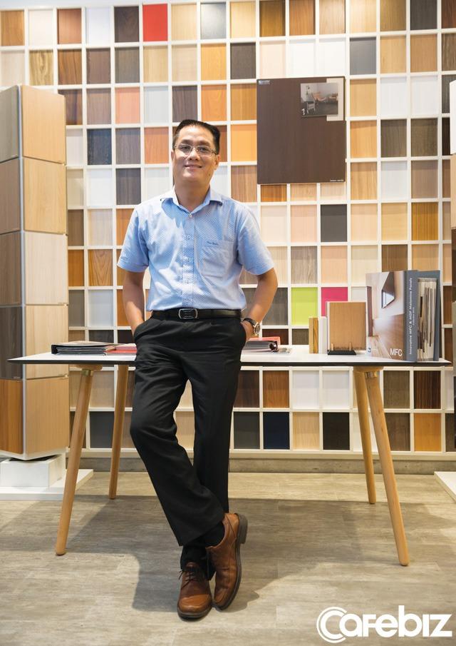 Chủ tịch công ty gỗ lớn nhất Việt Nam: SMEs nên nghĩ đến triển khai ERP khi có doanh thu vài trăm triệu và đừng phí tiền đầu tư vào sản phẩm quốc tế - Ảnh 1.