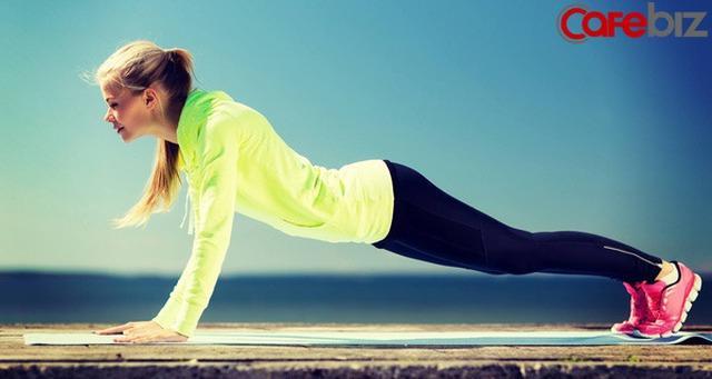 Người tập thể dục và không tập thể dục, 10 năm sau có gì khác biệt?  - Ảnh 1.