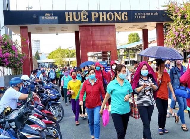 Quyền lợi của 2.200 công nhân Huê Phong mất việc giải quyết thế nào?  - Ảnh 4.