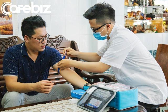 Giữa đại dịch Covid-19 vẫn gọi được vốn hơn 1 triệu USD, startup eDoctor tham vọng trở thành trợ lý sức khỏe của người dân Việt Nam - Ảnh 2.