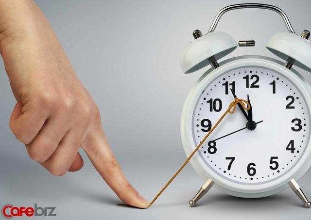 2 tiếng quan trọng nhất trong ngày: Ai đã lấy đi thời gian của bạn? - Ảnh 1.