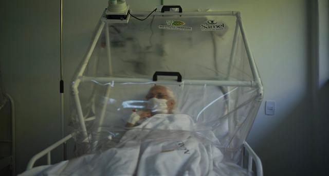 Covid-19: Những cái chết mù mờ ở trái tim của Amazon - Ảnh 4.