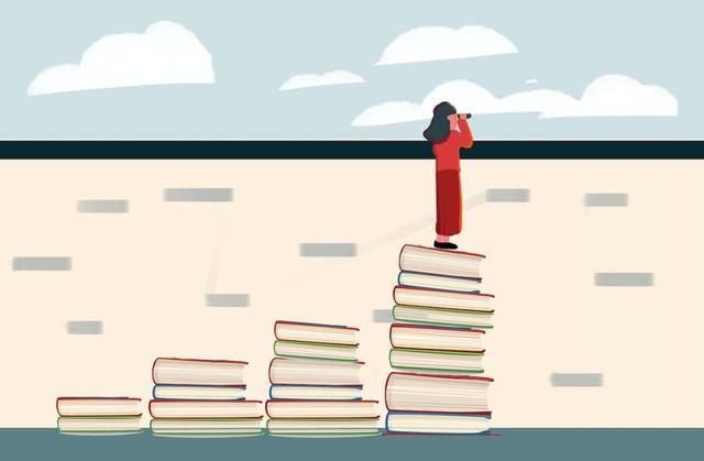 Có tri thức chưa chắc thay đổi được vận mệnh, nhưng không có tri thức chắc chắn không thể cải biến số phận: Đừng bao giờ ngừng học - Ảnh 3.