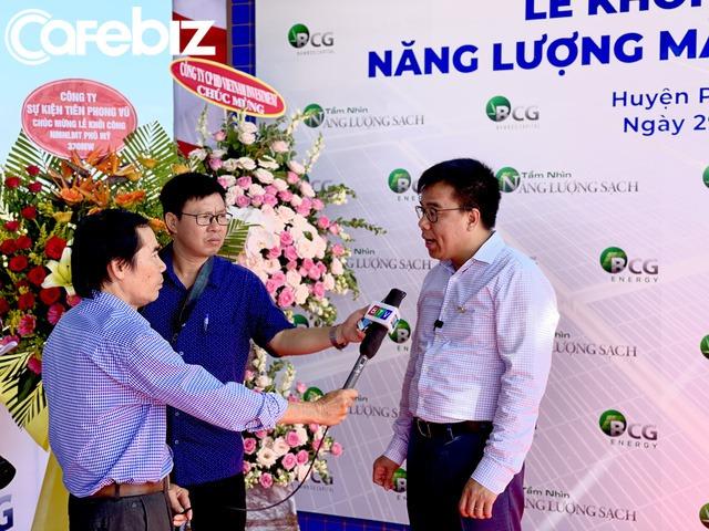 Khởi công dự án nhà máy năng lượng mặt trời lớn nhất tỉnh Bình Định, vốn đầu tư 6.200 tỷ đồng - Ảnh 1.