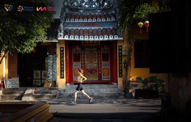 WOW MARATHON HỘI AN 2020: Lần đầu tiên, Race for Kids phiên bản kì thú rộn ràng trên cung đường phố cổ đẹp nhất thế giới - Ảnh 3.