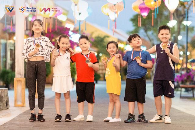 WOW MARATHON HỘI AN 2020: Lần đầu tiên, Race for Kids phiên bản kì thú rộn ràng trên cung đường phố cổ đẹp nhất thế giới - Ảnh 5.