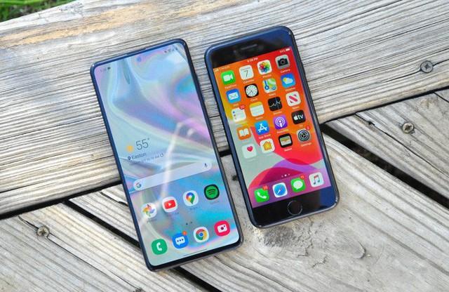 iPhone SE mới chỉ là điểm khởi đầu cho cơn ác mộng của Samsung - Ảnh 2.
