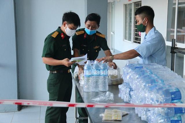 Nhịp sống bên trong khu cách ly 243 bà bầu ở Quảng Nam  - Ảnh 21.