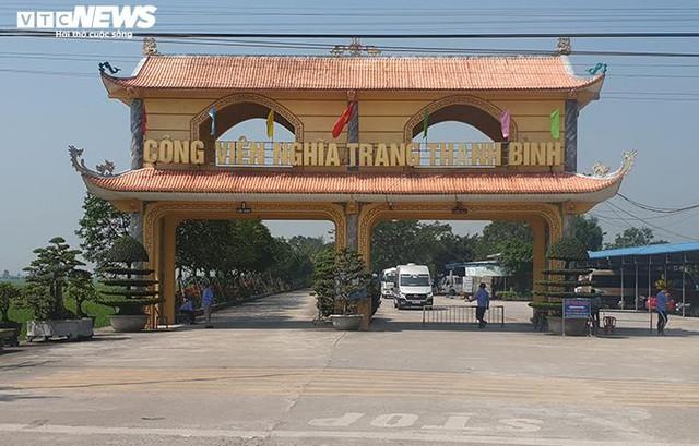 Bắt 3 nghi phạm liên quan việc nâng phí hỏa táng ác hơn Đường Nhuệ ở Nam Định  - Ảnh 1.