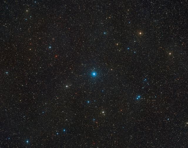 Khám phá ra hố đen gần Trái Đất nhất, nằm ở hệ sao mà ta có thể thấy bằng mắt thường - Ảnh 1.