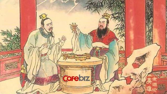 Tào Tháo và Lưu Bị uống một bữa rượu, một cuộc trò chuyện, hé lộ bí quyết dựng nghiệp  - Ảnh 1.