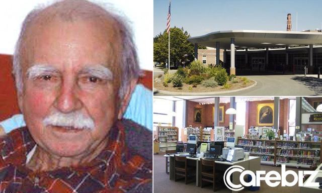 Một nhân viên bảo vệ siêu thị J. C. Penney trở thành triệu phú USD sau khi qua đời nhờ áp dụng nguyên tắc đầu tư của Warren Buffett - Ảnh 1.