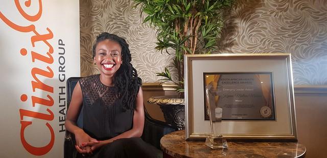 Nữ anh hùng trong mắt Bill Gates: Lớn lên giữa đại dịch HIV và hành trình giúp trẻ em Nam Phi hết suy dinh dưỡng - Ảnh 1.