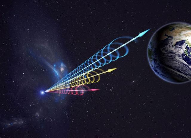 Phát hiện tín hiệu vũ trụ bí ẩn lặp lại theo chu kỳ 157 ngày: Kéo dài vài mili giây, có năng lượng mạnh gấp hàng chục nghìn lần Mặt Trời - Ảnh 1.