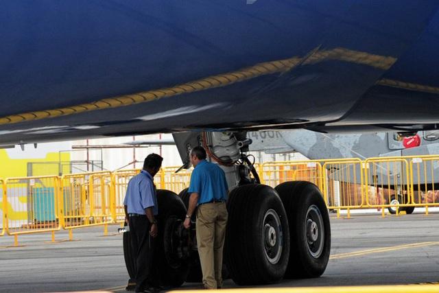 Những điều không phải ai cũng biết về lốp máy bay - Ảnh 1.