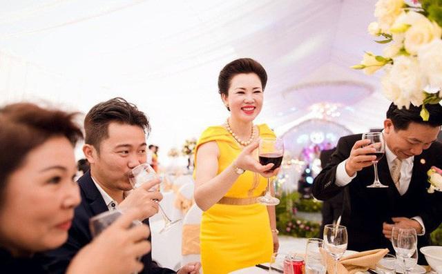 Nhan sắc quyền lực, quý phái của bà chủ tòa lâu đài lộng lẫy ở Nam Định, hóa ra là nhân vật từng rất quen trên mạng xã hội - Ảnh 12.