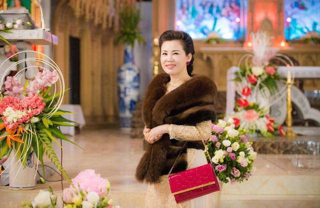 Nhan sắc quyền lực, quý phái của bà chủ tòa lâu đài lộng lẫy ở Nam Định, hóa ra là nhân vật từng rất quen trên mạng xã hội - Ảnh 9.