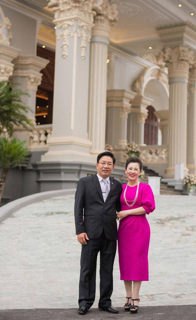 Nhan sắc quyền lực, quý phái của bà chủ tòa lâu đài lộng lẫy ở Nam Định, hóa ra là nhân vật từng rất quen trên mạng xã hội - Ảnh 10.