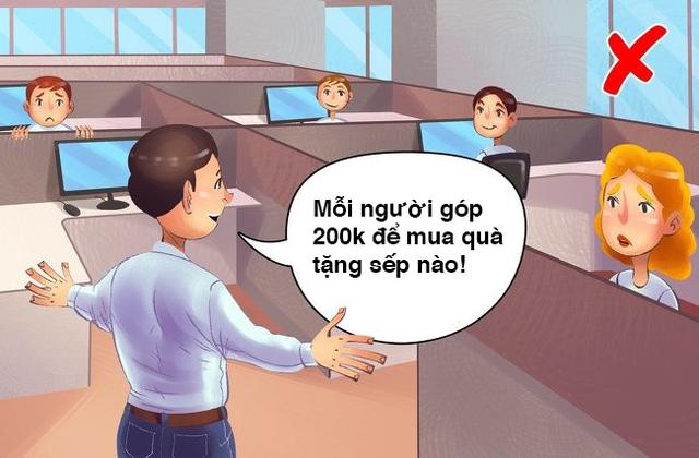 10 luật ngầm về tiền bạc dân công sở cần khắc cốt ghi tâm nếu không muốn trở thành kẻ ích kỷ, xấu tính - Ảnh 3.